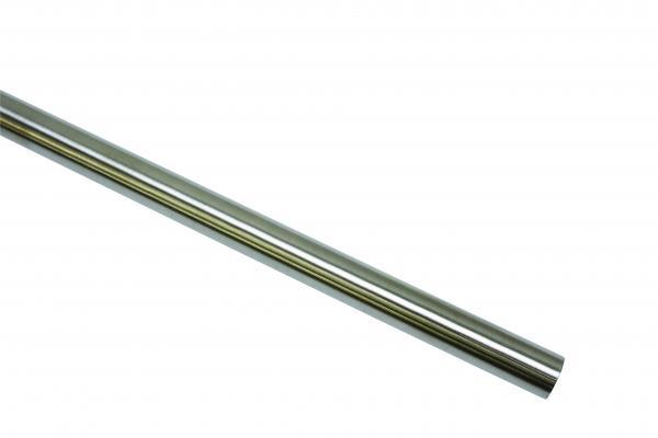 Корнизна пръчка 200 см стомана