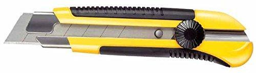 Макетен нож Stanley 25мм с метален водач