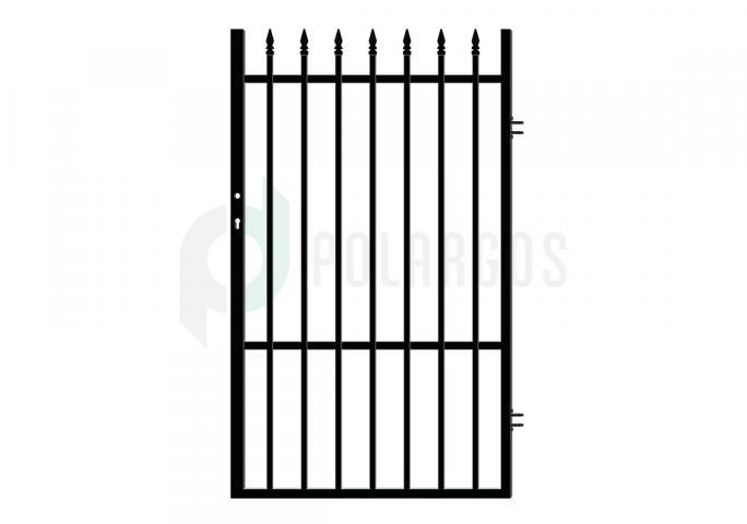 Врата МАLTA дясно отваряне с панти