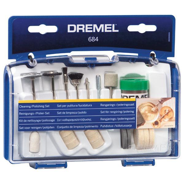 DREMEL комплект за полиране 20 части