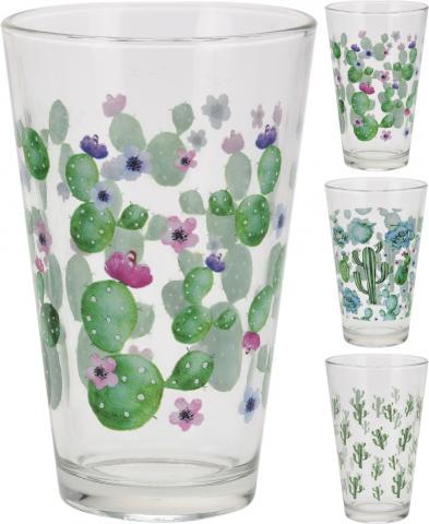 Стъклени чаши - 3бр