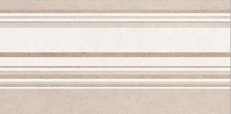 Декоративна плочка за баня Klio Brown Mix 25x50 см