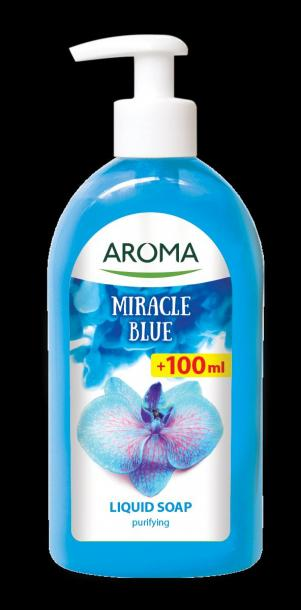 Течен сапун Aroma Miracle Blue 500мл