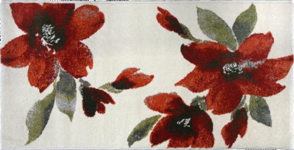 Килим Sevilla80x150 ч.цветя