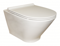 Конзолна тоалетна чиния INSPIRA SQUARE