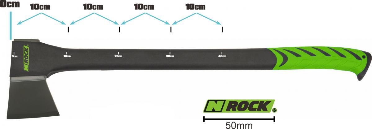 Брадва 71 см Nrock NR-71