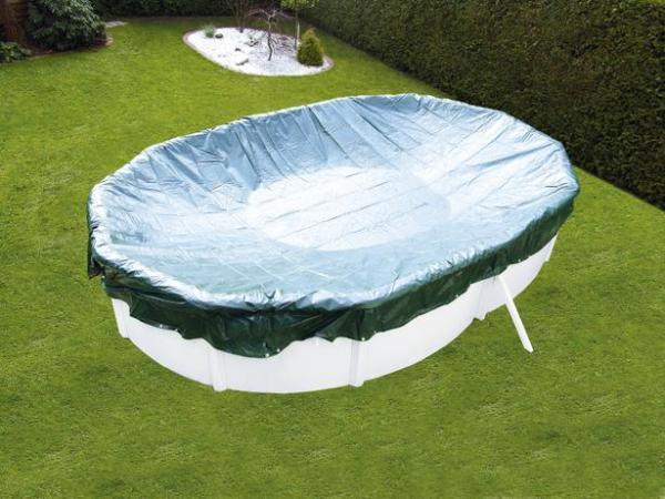 Покривало за басейн 5.5х3.6 м