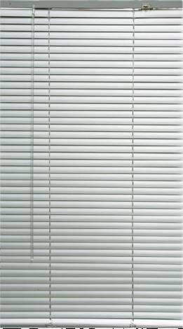 Щора алуминий бяла, 60х160см