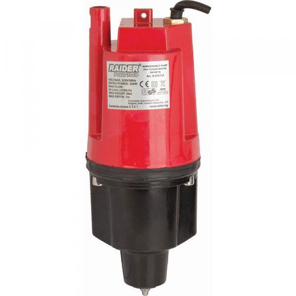Помпа водна потопяема за чиста вода RD-WP19