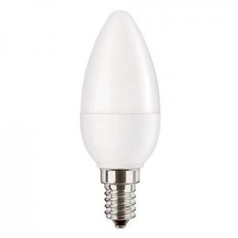 LED крушка PILA 5.5W E14  топла 2700К