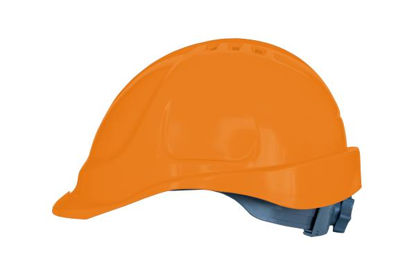 Каска вентилирана оранжева KANTON