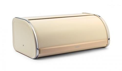 Кутия за хляб Brabantia Roll Top, беж