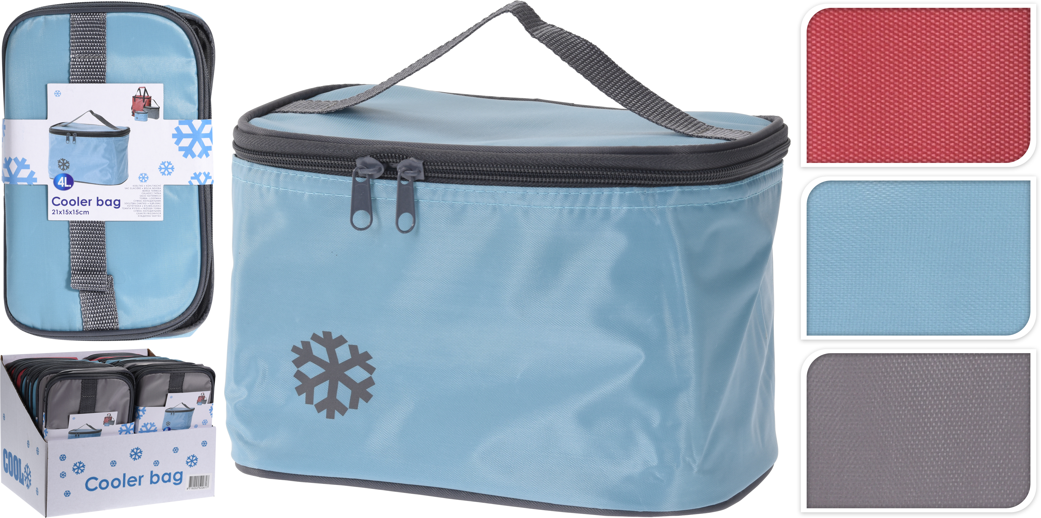 985ec1486de Хладилна чанта 4л 16106048 на топ цена — Home Max   ex Baumax